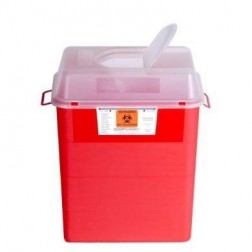 65000-010: 5 Gal. Container